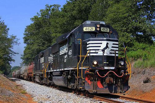 NS'S Alabama Division Anniston District