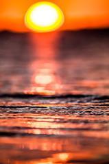 [免费图片素材] 自然景观, 海, 日出・日落 ID:201303132000