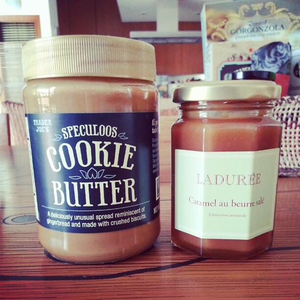 Cookie butter and more
