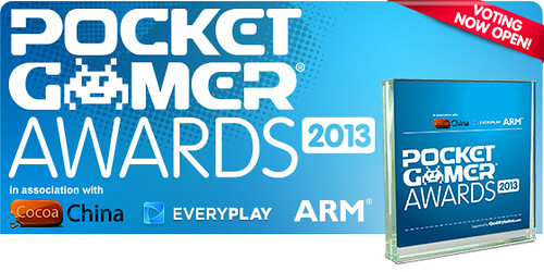 Pocket Gamer Awards 2013