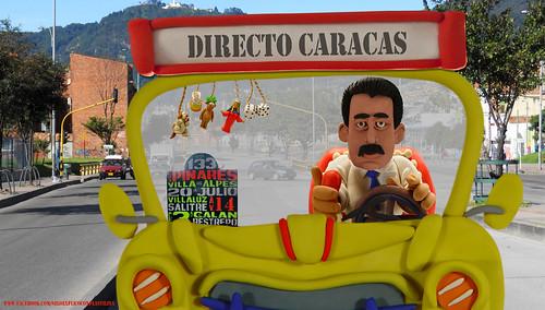 Directo Caracas by alter eddie