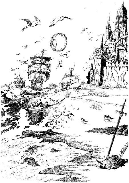 saga fantasia antigua vamurta