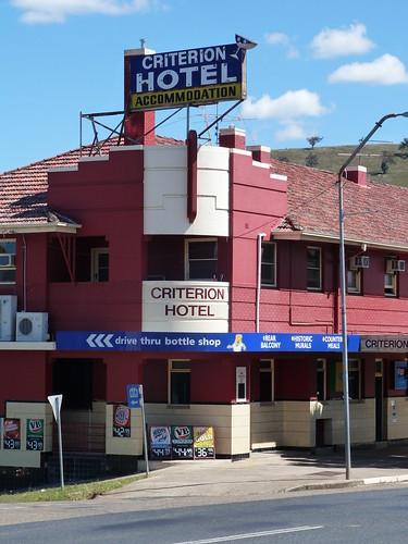 Criterion Hotel, Gundagai