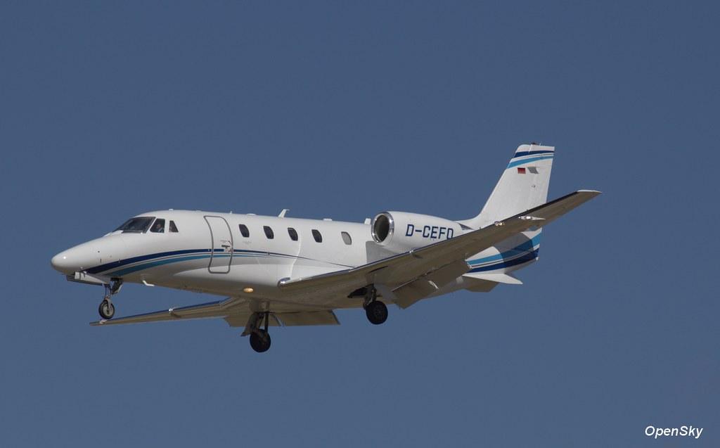 Air Hamburg Cessna 560XL Citation XLS D-CEFO (cn 560-6082)