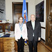 Secretary General Receives Director General of National Secretariat for Youth, Adolescence and the Family of Panama