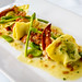 Small photo of Lobster agnolotti at Troquet