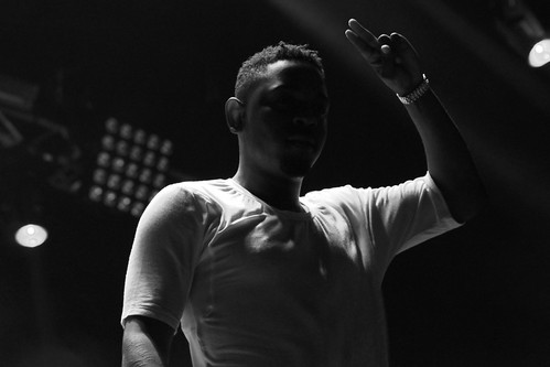 Kendrick Lamar @ Buku Music + Art Project 2013