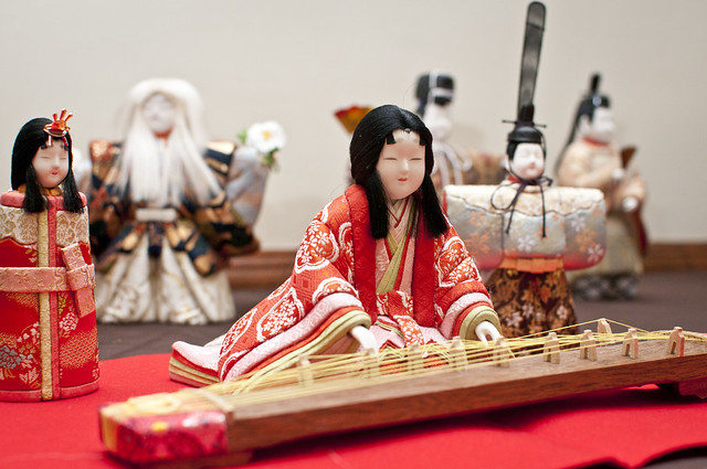 The Mataro Ningyo Doll Museum. Photo by Mike Ratliff.