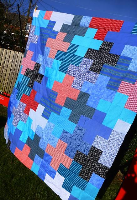 Jonah's quilt 003