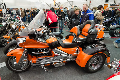 Honda Goldwing Trike 1800