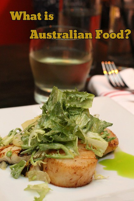 What is Australian Food?