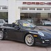 2012 Porsche 911 Turbo S Cabriolet Basalt Black 997 in Beverly Hills @porscheconnection 1040