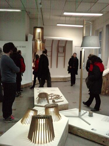 Expo Biennale Design 2013 atelier EEZO