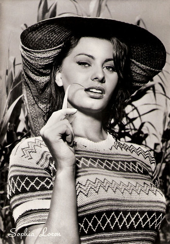 Sophia Loren by Truus, Bob & Jan too!