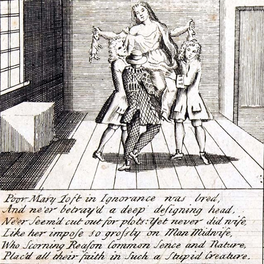 Mary Toft and Her Extraordinary Delivery of Rabbits – The