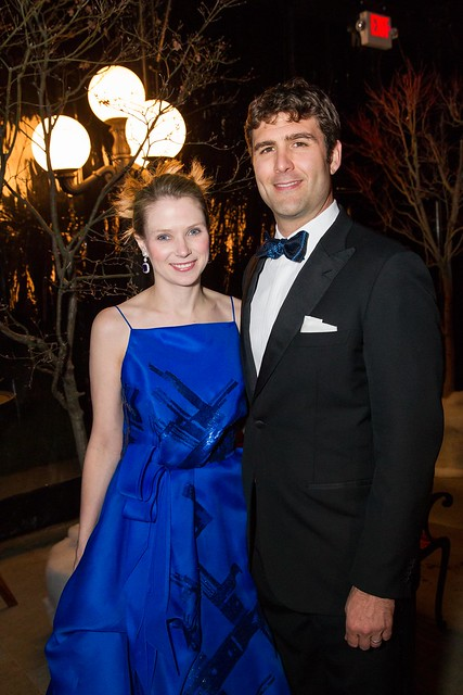 Marissa Mayer, Zachary Bogue
