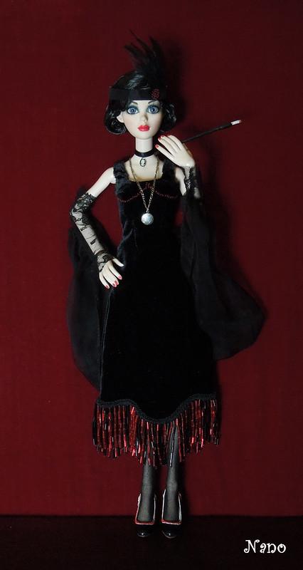 Vêtements pour Evangelines Ghastly