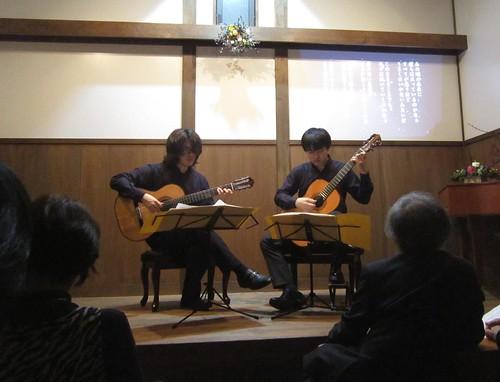 ヒロシ&コーキの二重奏 2013年3月20日15:35 by Poran111