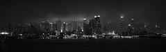 New York City - Gloomy Manhattan Night 01