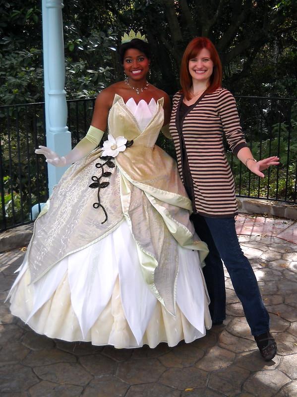 Disney Tiana Wedding Dress 60 Unique Walt Disney World STANDARD