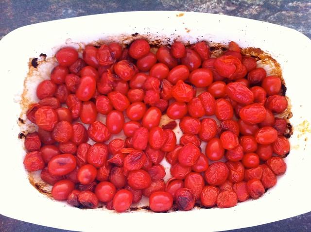 Roasted Grape Tomatoes