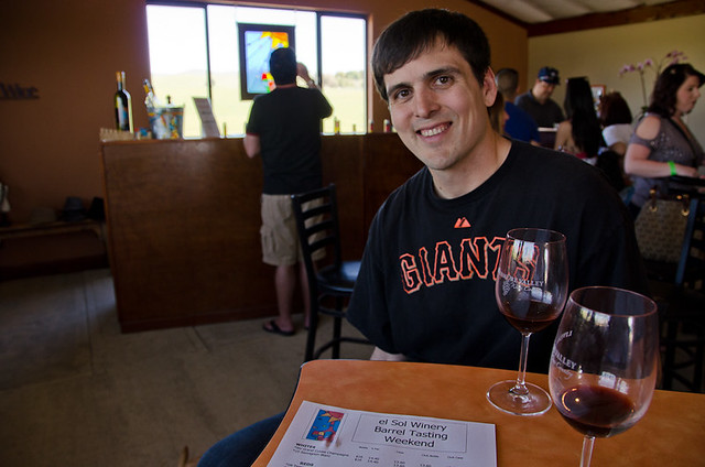 Livermore Wine Country - Barrel Tasting 2013