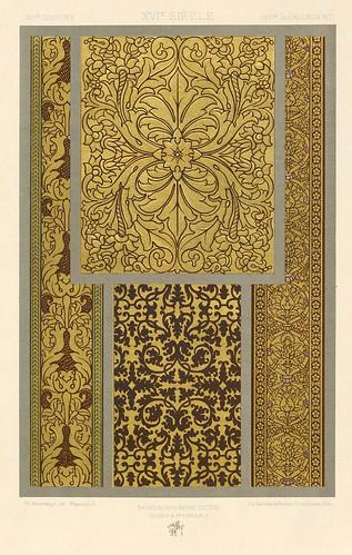007-L'ornement des tissus recueil historique et pratique-Dupont-Auberville-1877- Biblioteca  Virtual del Patrimonio Bibliografico