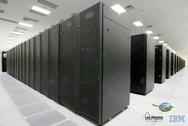 Roadrunner, the first supercomputer to break the once-elusive petaflop barrier—one million billion calculations per second—was decommissioned on Sunday, March 31, 2013.