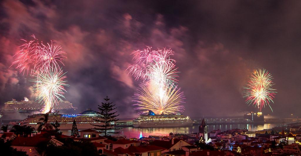 Madeira Fireworks 2016 (2)