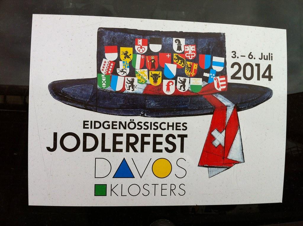 Jodlerfest Davos 2014