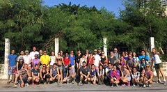 Another awesome group for our #bangkok #urbanhike today!