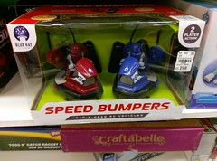 RC Speed Bumpers, seen at the Germantown Tuesday Morning