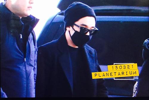 Big Bang - Incheon Airport - 21mar2015 - Seung Ri - Planetarium_SR - 02