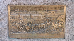 Photo of Bronze plaque number 41710