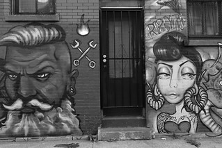 The Street Art of Bridgeport - Chicago - 25 Sept 2016 - 5DS - 154