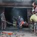 Dockyard worker by Zakir Hossain Sohel