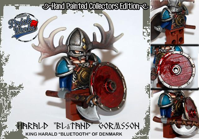 [MOC] Custom and Custom Painted Figures 29636042591_d416f75ab6_z