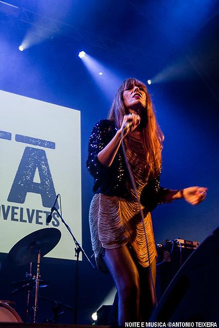 Marta Ren & The Groovelvets - Noites Ritual '16