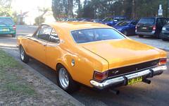 automobile, chevrolet opala, vehicle, compact car, sedan, land vehicle, muscle car,