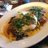Huevos rancheros @ Grand Lux Cafe by dionhinchcliffe