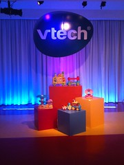 Vtech Brand Event designed and held at Shop Studios - ShopStudios.com