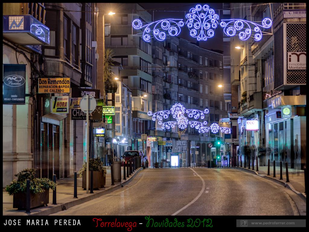 Navidades Torrelavega 2012 - Jose Maria Pereda2