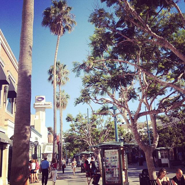 3rd Street Santa Monica