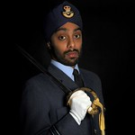 Sikh Royal Air Force Officer
