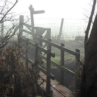 little footbridge
