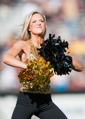 Colorado Cheerleader by DEARTH !