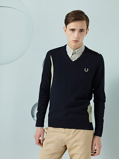 Alex Dunstan0222_FRED PERRY LAUREL WREATH SS13(Fashion Press)