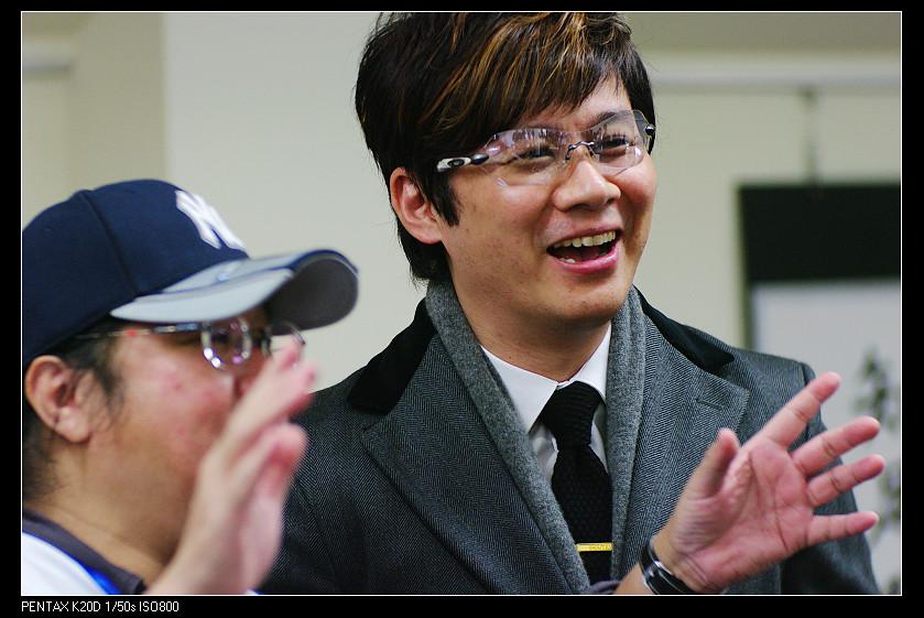 2013/01/12 Pentax 二位重量級人物~