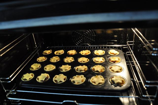 Homemade Christmas pies