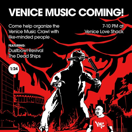 Venice Music Crawl